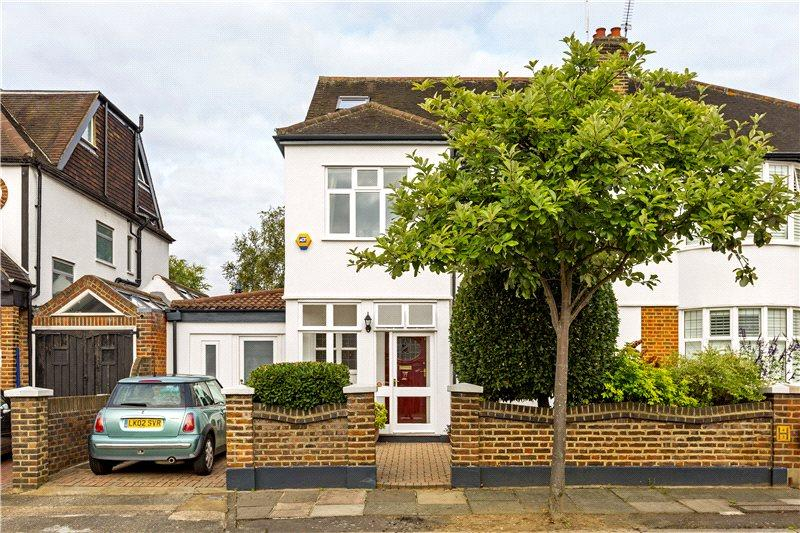 5 Bedrooms House for sale in Lowther Road, Barnes, London, SW13
