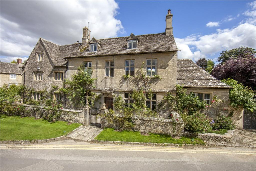 5 Bedrooms Detached House for sale in Arlington, Bibury, Cirencester, Gloucestershire, GL7