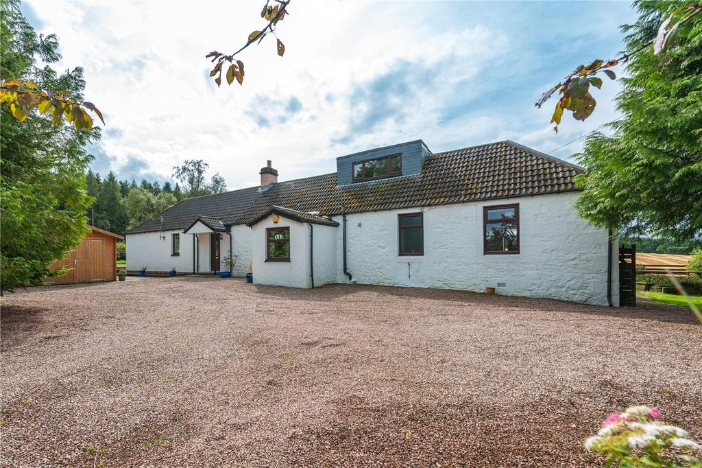 4 Bedrooms Detached House for sale in Carn Draoidheil, Findo Gask, Perthshire
