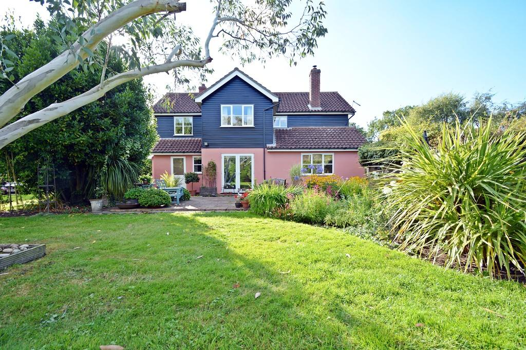 4 Bedrooms Detached House for sale in Church Street, Occold