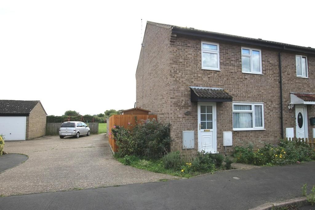 3 Bedrooms End Of Terrace House for sale in Croft Park Road, Littleport