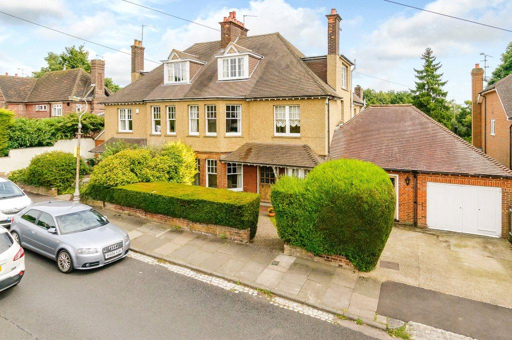 6 Bedrooms Semi Detached House for sale in Lancaster Road, St. Albans, Hertfordshire