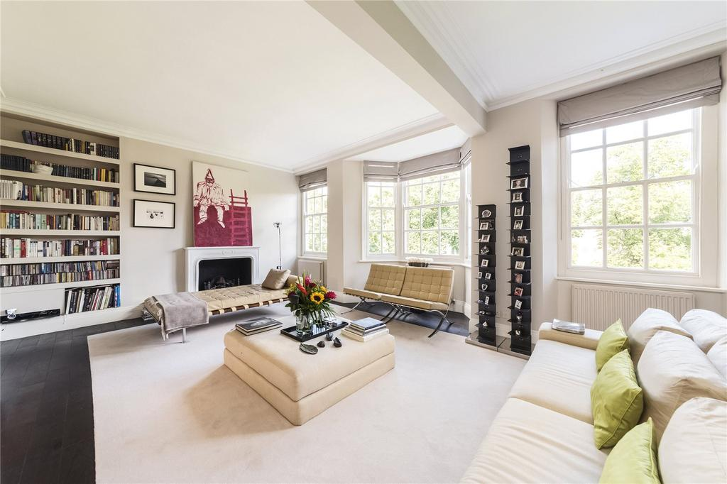 2 Bedrooms Flat for sale in Coleherne Court, Redcliffe Gardens, London