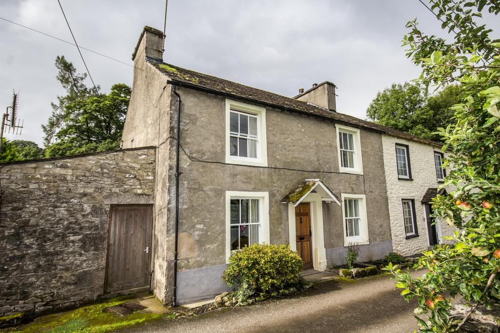 3 Bedrooms Semi Detached House for sale in 1 Strand Cottages, Milnthorpe, Cumbria, LA7 7AE