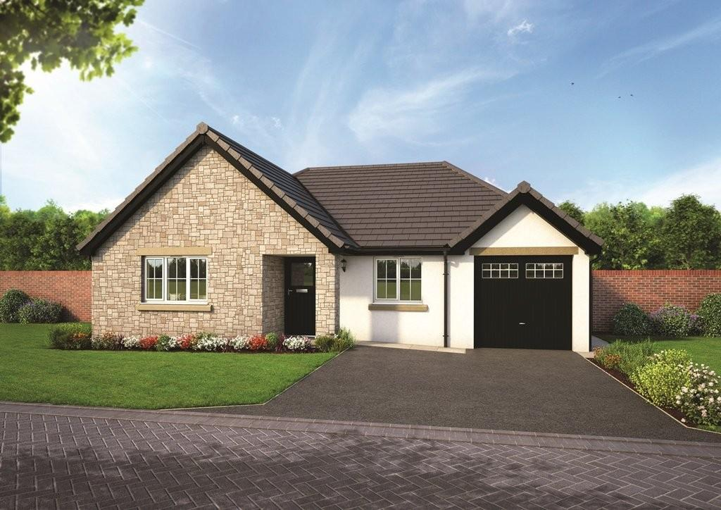 3 Bedrooms Detached Bungalow for sale in Plot 4, The Yewdale, Blenkett View