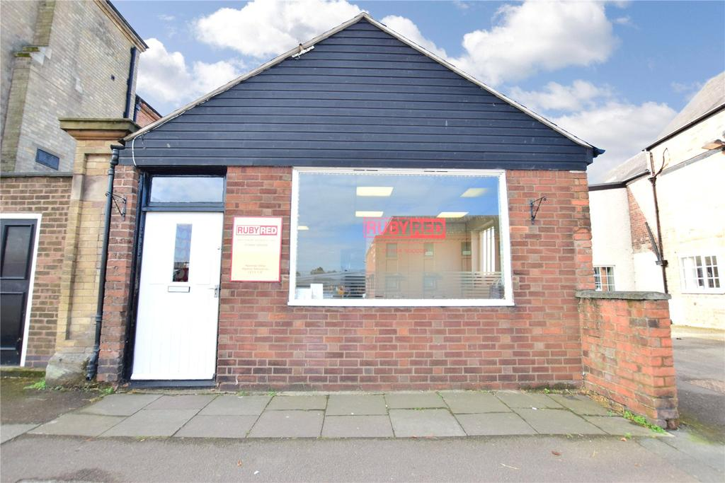 Front Elevation Of Wc : Norman way melton mowbray leicestershire retail property