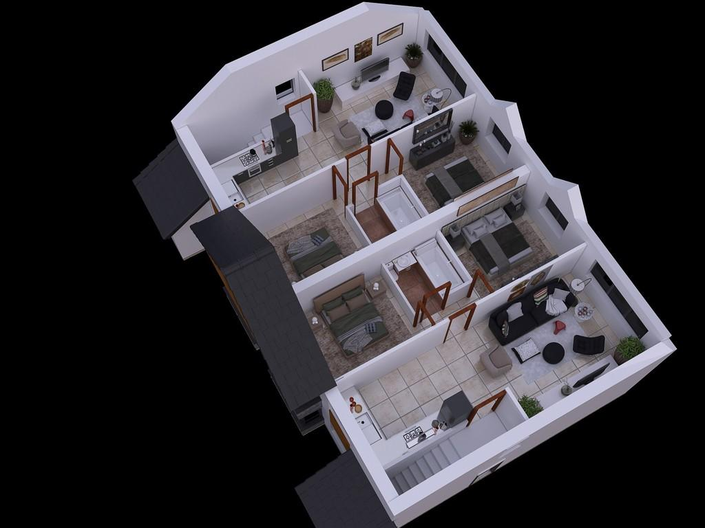 2 Bedrooms Apartment Flat for sale in Penmaenmawr Road, Llanfairfechan, North Wales