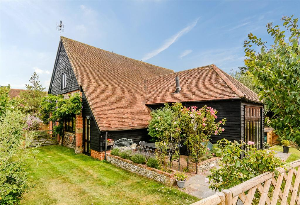 4 Bedrooms Detached House for sale in Hambleden, Henley-on-Thames, Buckinghamshire, RG9