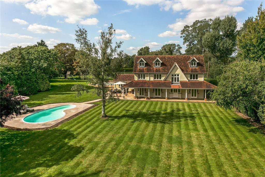 6 Bedrooms Detached House for sale in Riverwoods Drive, Marlow, Buckinghamshire, SL7