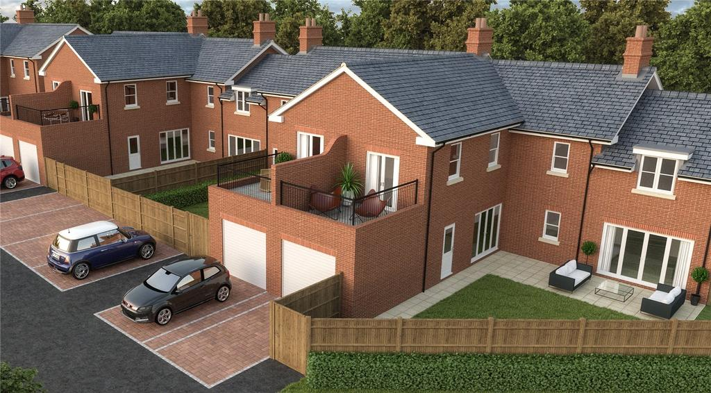 4 Bedrooms Terraced House for sale in Regent Place, Brentwood, Essex, CM14