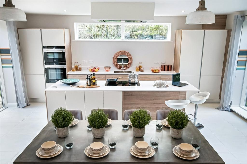 4 Bedrooms Detached House for sale in The Buckthorn, Southbrook, Honey Lane, Selborne, Hampshire, GU34