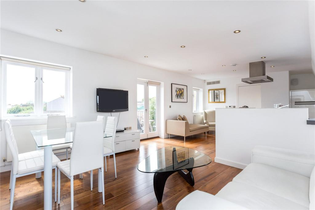 2 Bedrooms Penthouse Flat for sale in Chesterfield House, 1B King Henrys Road, Primrose Hill, London, NW3