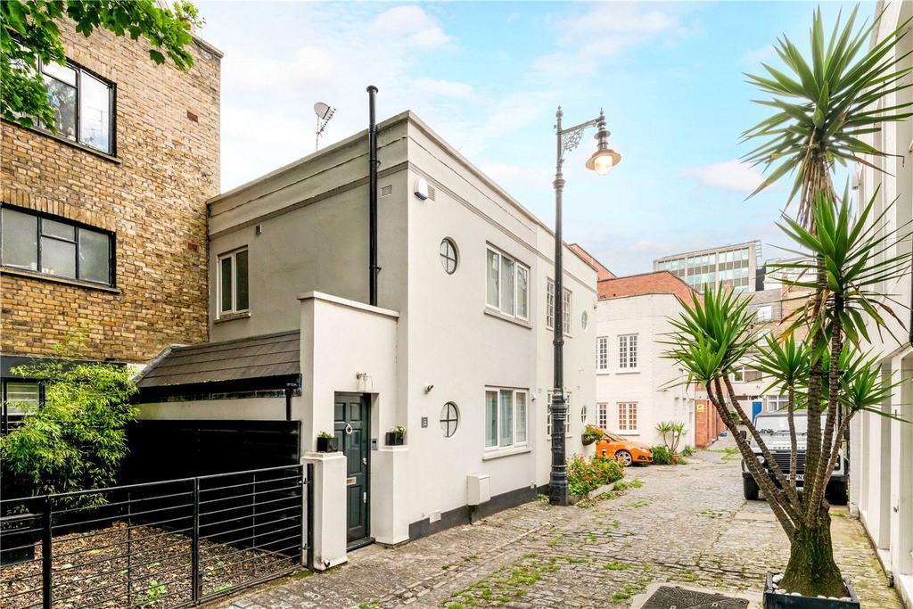 3 Bedrooms Mews House for sale in Hugh Street, London, SW1V