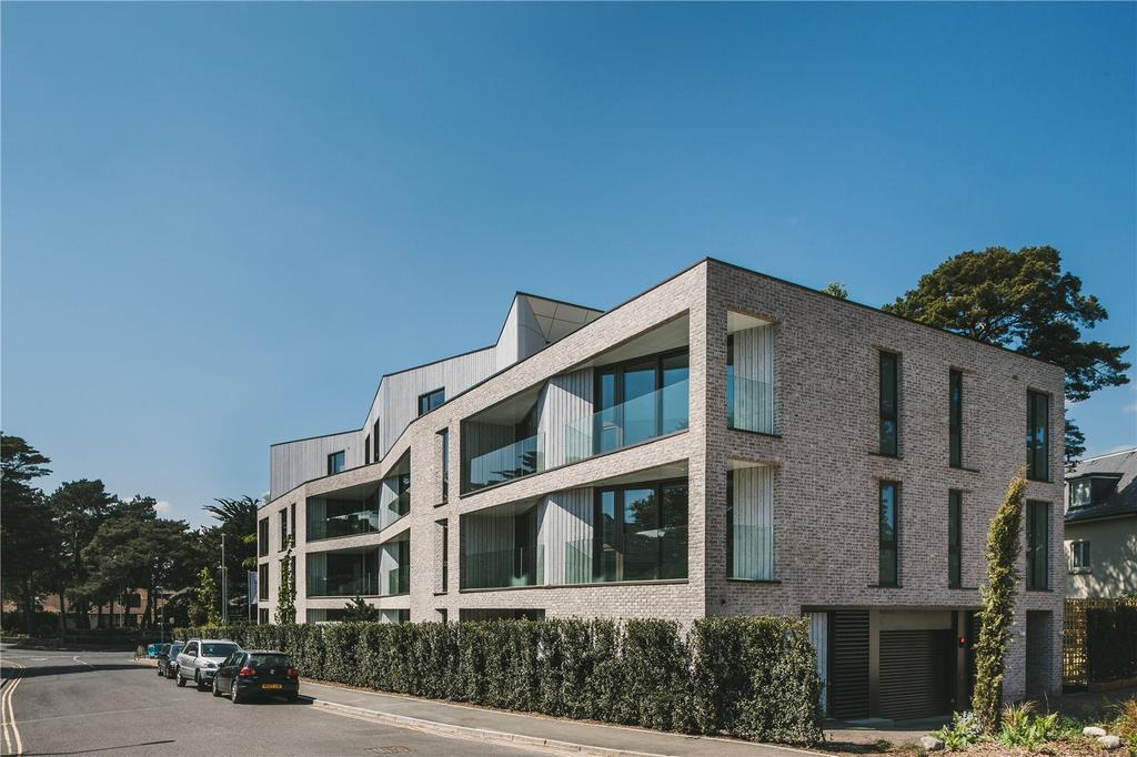 2 Bedrooms Flat for sale in Woodlands, 1 Flaghead Road, Poole, Dorset, BH13