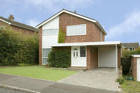 4 bedroom detached house for sale - Fulton Close, Eaton