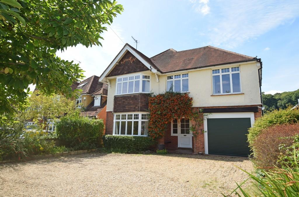 4 Bedrooms Detached House for sale in Wonersh Common, Wonersh, Guildford GU5 0PH