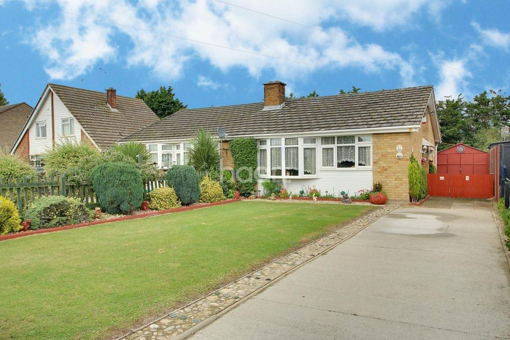 2 Bedrooms Bungalow for sale in Pigeon Lane, Fornham All Saints