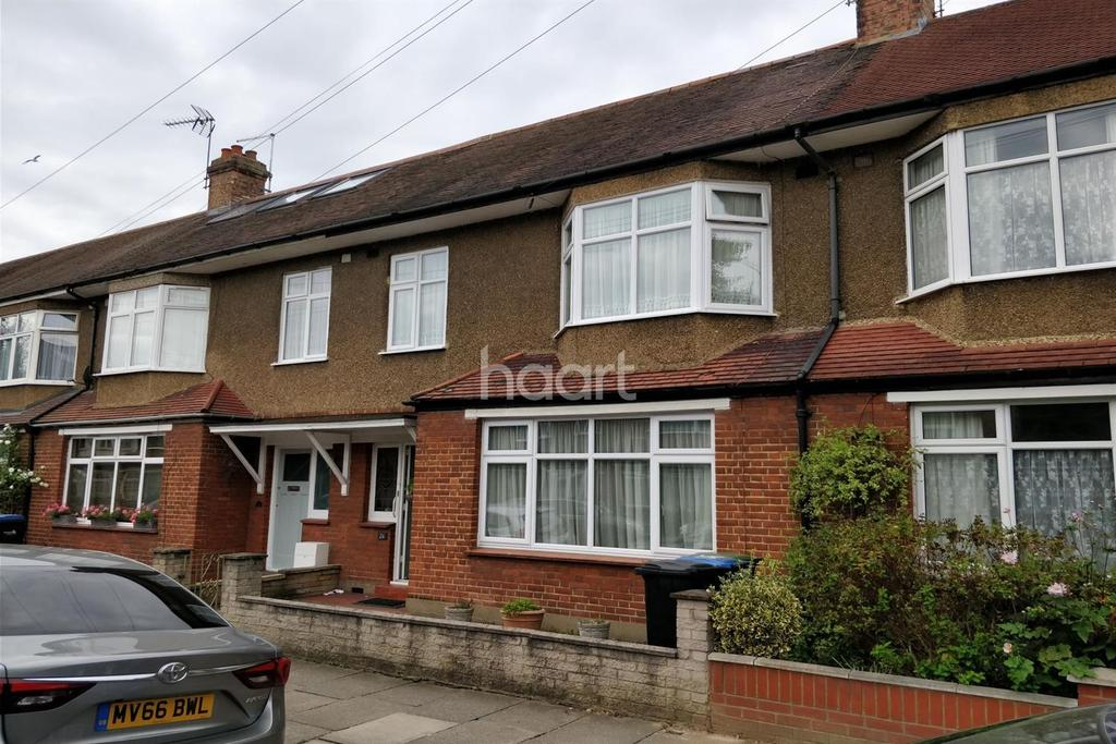 3 Bedrooms Terraced House for sale in Armfield Road, Enfield, EN2