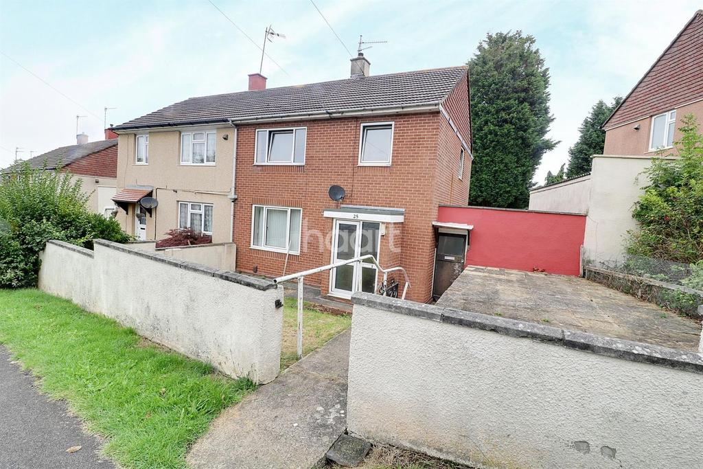3 Bedrooms Semi Detached House for sale in Moor Grove, Lawrence Weston
