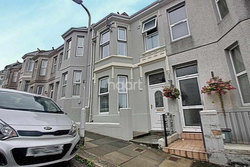 2 Bedrooms Terraced House for sale in Durham Avenue