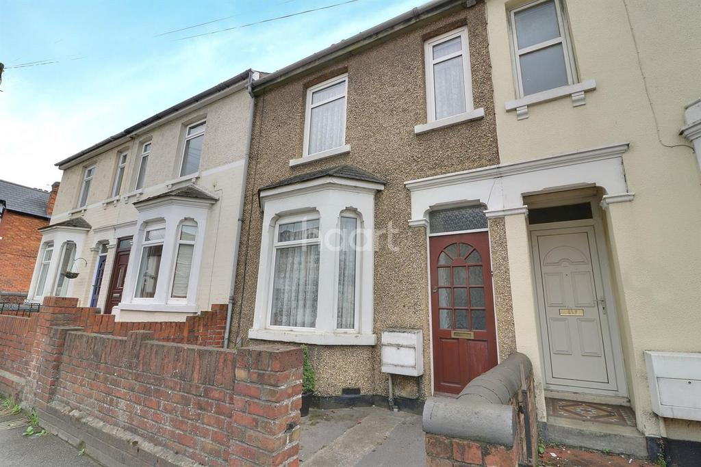3 Bedrooms Terraced House for sale in Kingshill Road, Swindon, Wiltshire