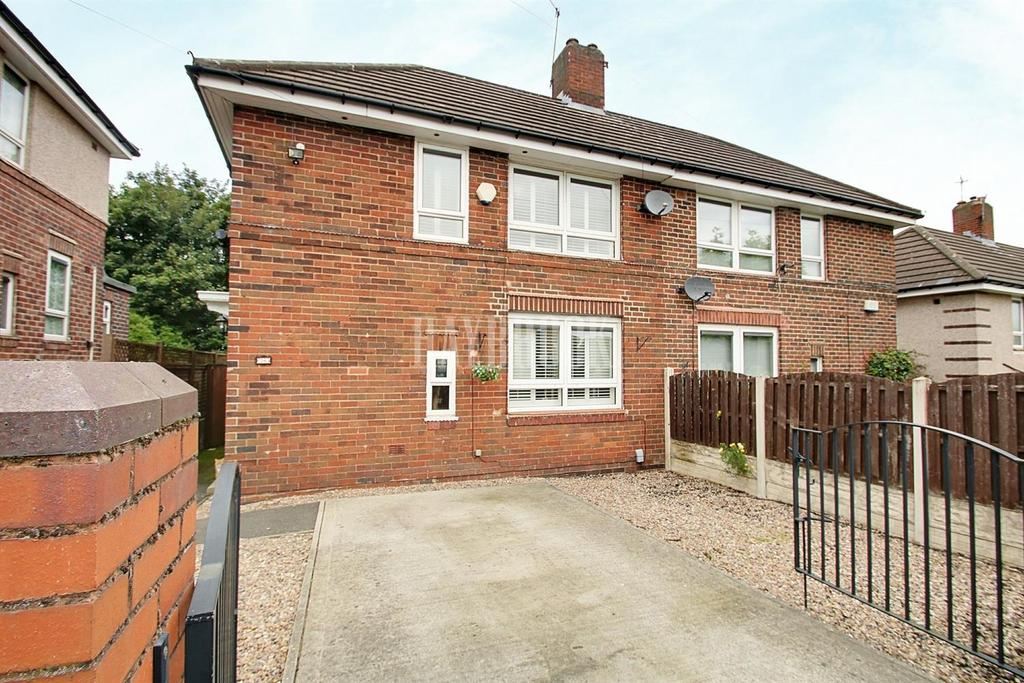 3 Bedrooms Semi Detached House for sale in Penrith Road, Shirecliffe