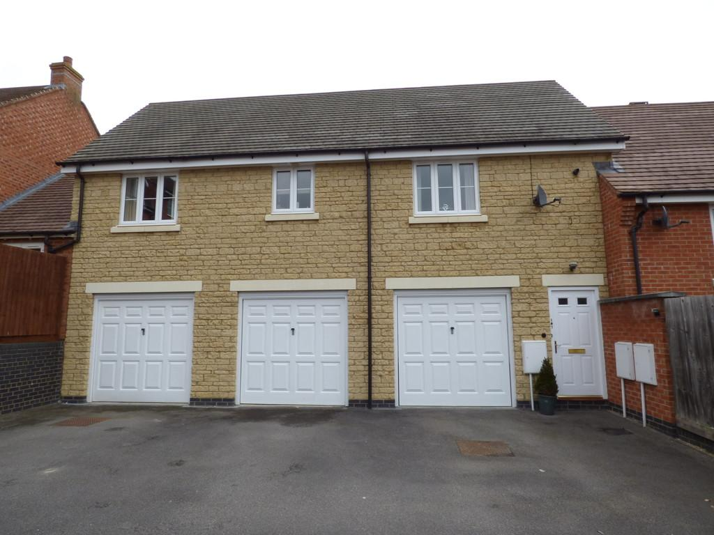 2 Bedrooms Apartment Flat for sale in Railway Crescent, Shipston-On-Stour