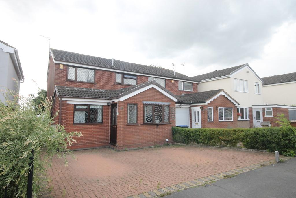 4 Bedrooms Semi Detached House for sale in Meadow Court Road , Earl Shilton