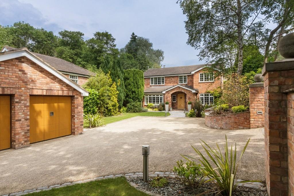 5 Bedrooms Detached House for sale in Willowbank, Bunbury, CW6 9NY