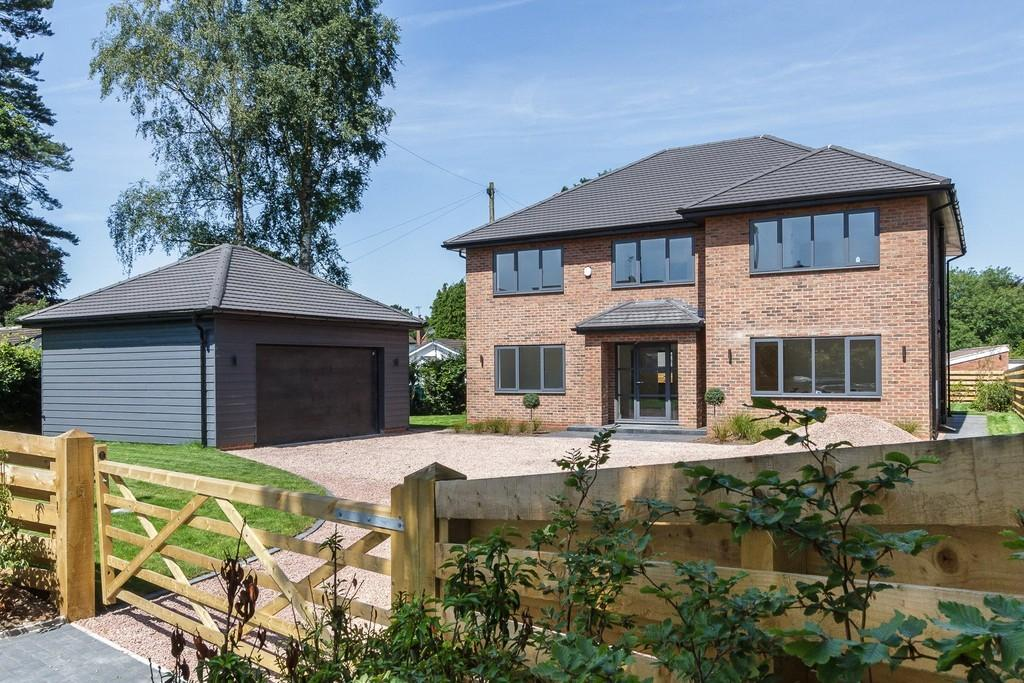 4 Bedrooms Detached House for sale in The Birches, Chiltern Close, Sandiway, CW8 2NE