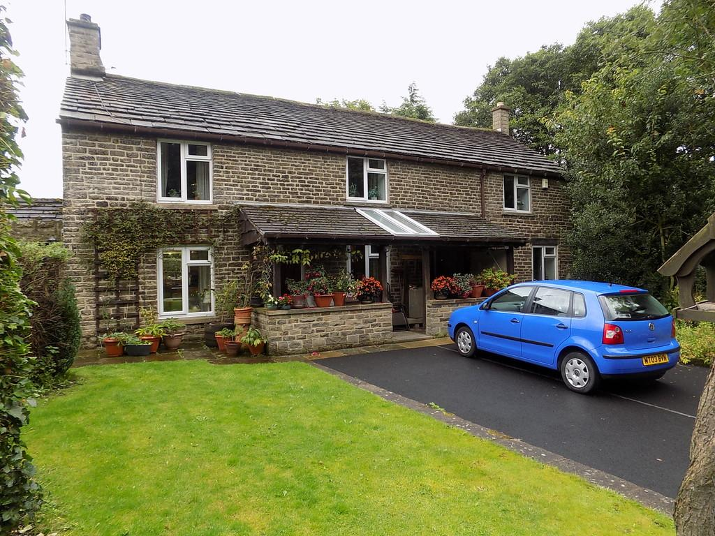 4 Bedrooms Barn Conversion Character Property for sale in New Smithy, Chinley