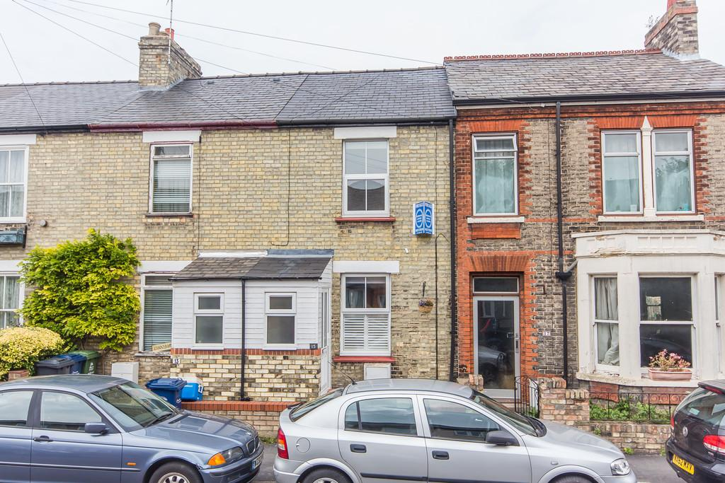 2 Bedrooms Terraced House for sale in St. Philips Road, Cambridge