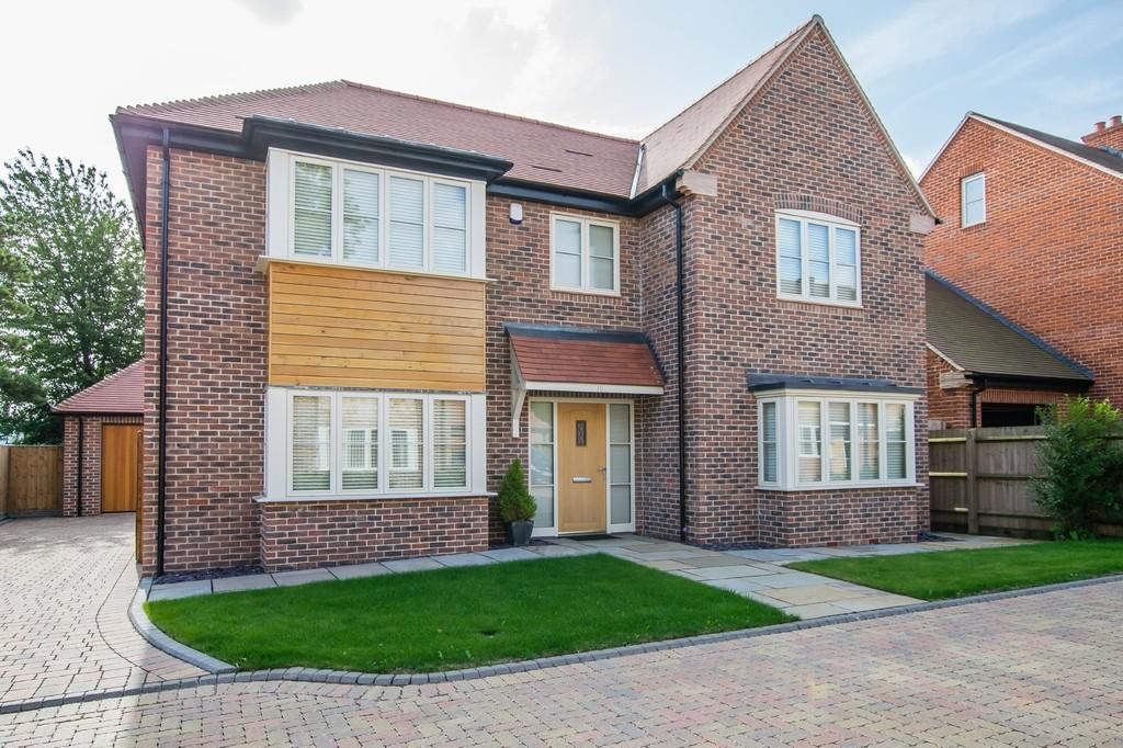 4 Bedrooms Detached House for sale in Middleton Close, Cambridge