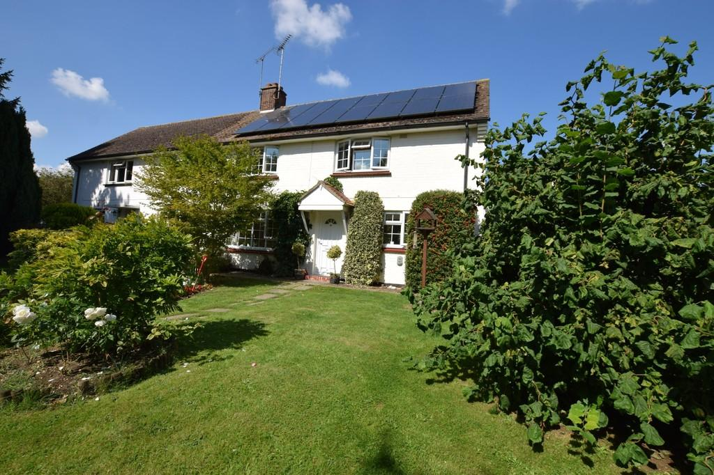 3 Bedrooms Semi Detached House for sale in The Croft, Great Yeldham CO9 4JD