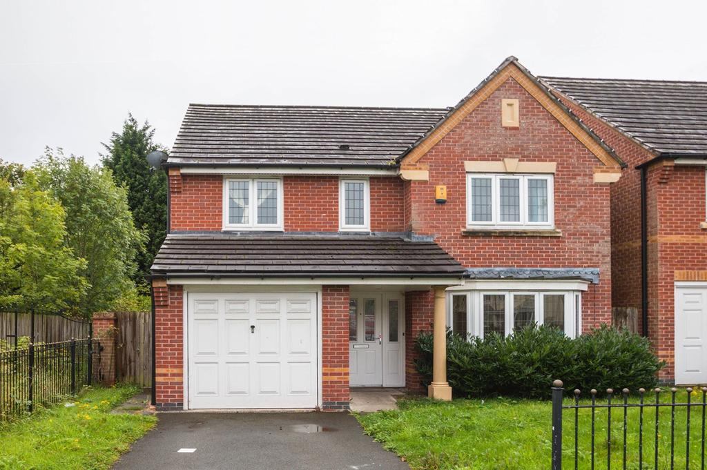 4 Bedrooms Detached House for sale in Royal Oak Road, Baguley, Manchester, M23