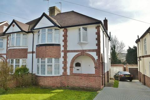 4 bedroom semi-detached house for sale - Stoneleigh Avenue, Patcham, Brighton,