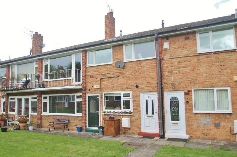 3 Bedrooms Apartment Flat for sale in Oriel Close, Linthorpe
