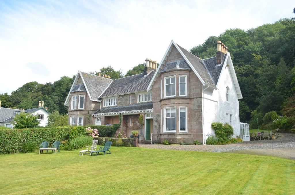 3 Bedrooms Semi Detached House for sale in Shore Road, Cove, Argyll Bute, G84 0NN