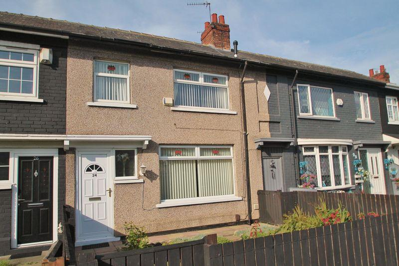 3 Bedrooms Terraced House for sale in Ferndale Avenue, Middlesbrough