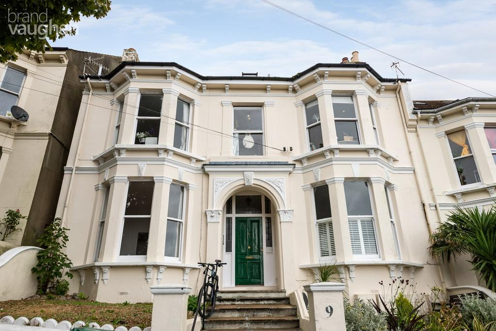 2 Bedrooms Apartment Flat for sale in Evelyn Terrace, BRIGHTON, BN2