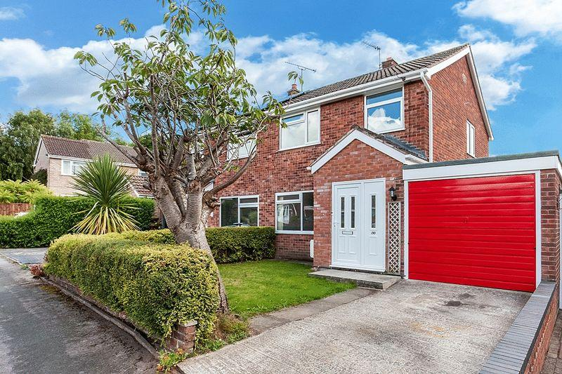 3 Bedrooms Semi Detached House for sale in Longdown Road, Congleton