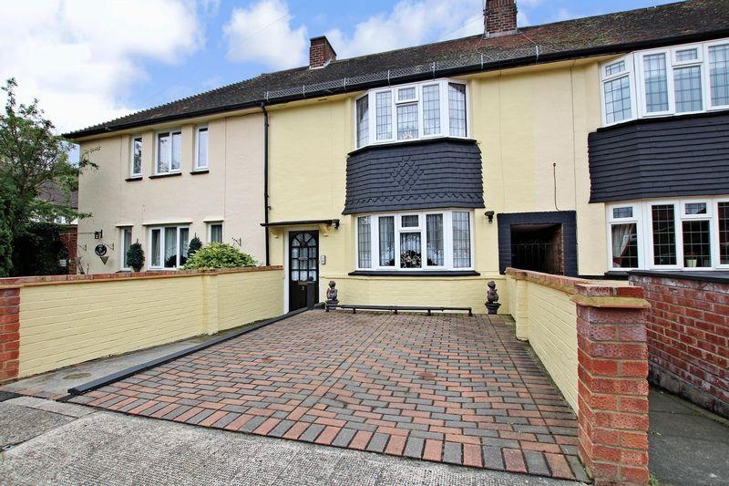2 Bedrooms Terraced House for sale in Hill Brow, Crayford