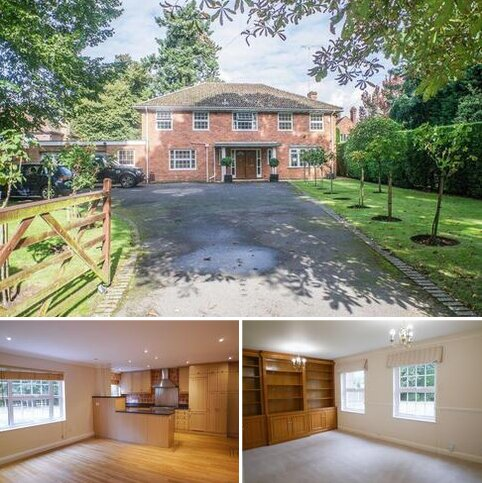 5 bedroom detached house to rent - Leigh Hill Road, Cobham, KT11