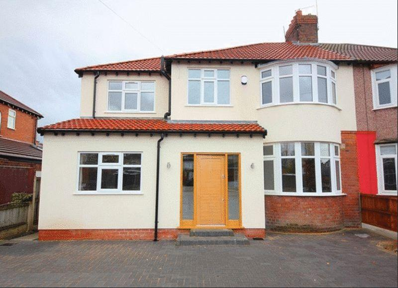 4 Bedrooms Semi Detached House for sale in Halkirk Road, Liverpool