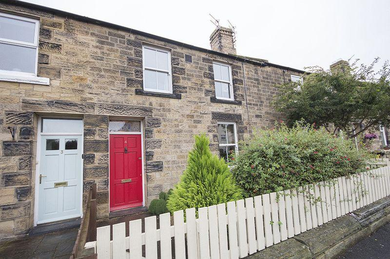 2 Bedrooms Terraced House for sale in Victoria Terrace, Alnwick