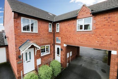 2 bedroom terraced house for sale - Headingley Close, Broadfields