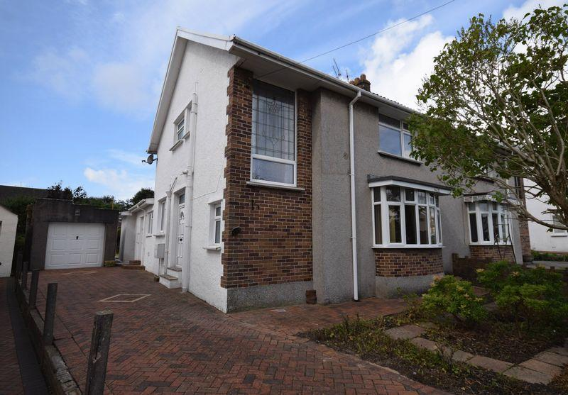3 Bedrooms Semi Detached House for sale in Oaklands Road, Bridgend