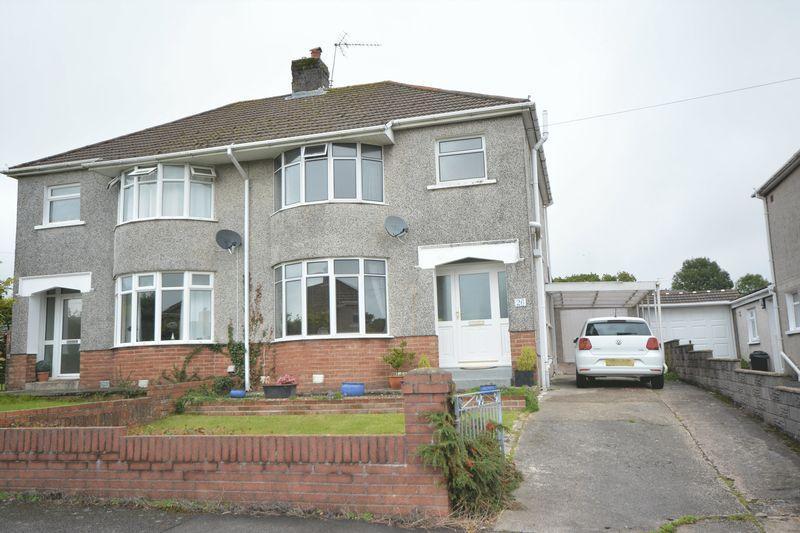 3 Bedrooms Semi Detached House for sale in Bryn Llidiard, Bridgend