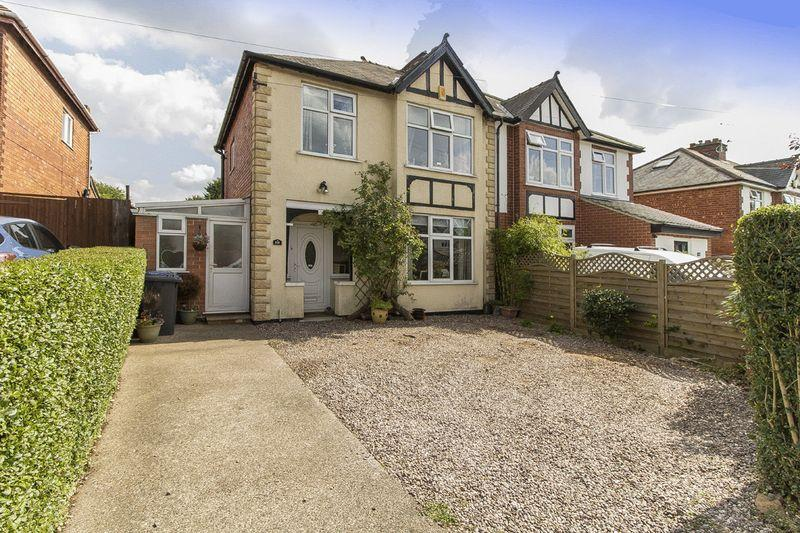 3 Bedrooms Semi Detached House for sale in CHADDESDEN PARK ROAD, CHADDESDEN