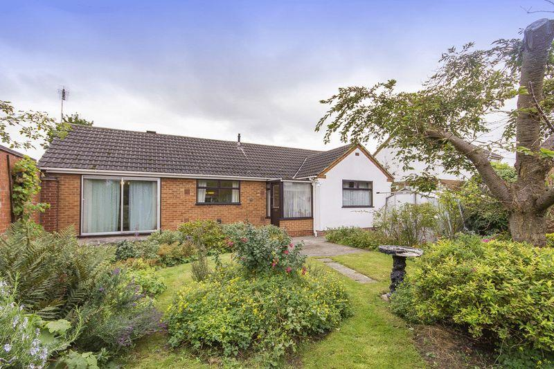 2 Bedrooms Detached Bungalow for sale in MEDINA CLOSE, ALVASTON